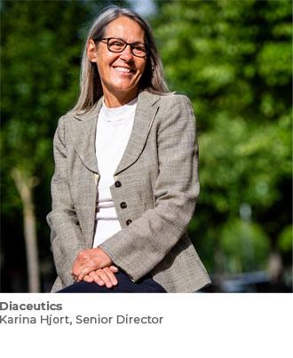 Karina Hjort - Senior Director of Innovation at Diaceutics PLC